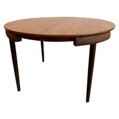 """Hans Olsen """"Roundette"""" Teak Dining Table for Frem Rølje"""