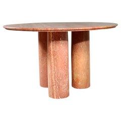 Mario Bellini Il Colonnato Marble Table Cassina, Italy, 1970