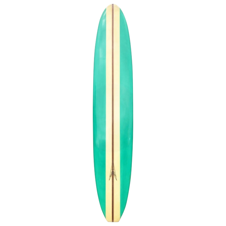 1960s Vintage Dave Sweet Custom Longboard