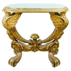 Oval Empire Style Table