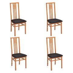 Italian Craftsman Dining Chairs