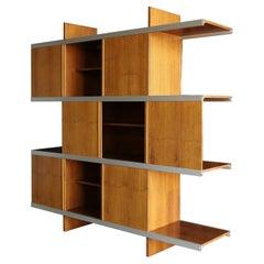Angelo Mangiarotti Multiuse Cabinet for Poltronova, circa 1965