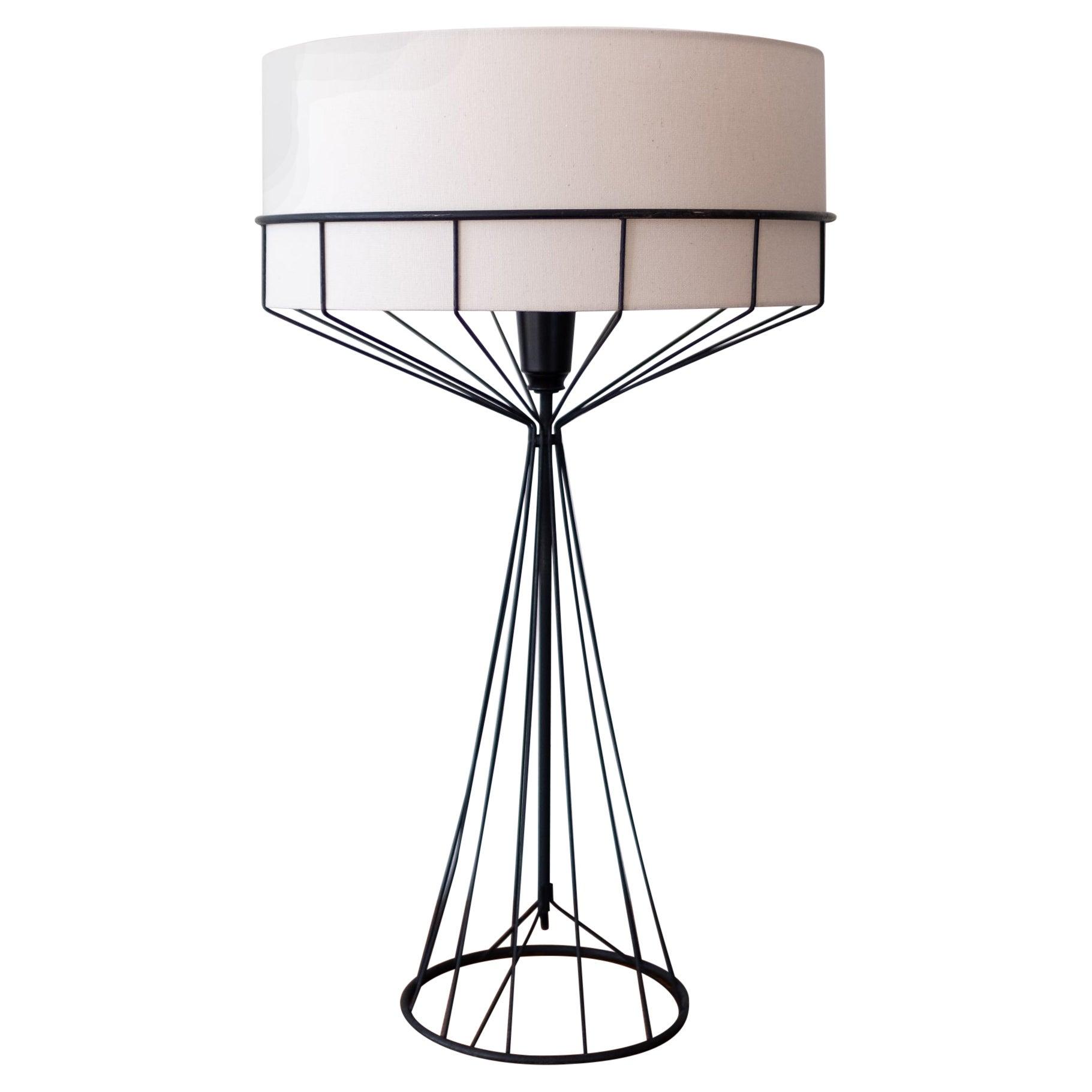 Midcentury Table Lamp by Tony Paul, 1950s