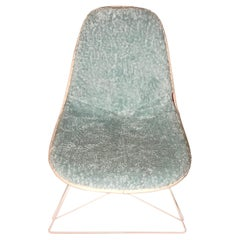 New Dress-Up Covering for Eames Plastic Side Chairs 'Color : Ice'
