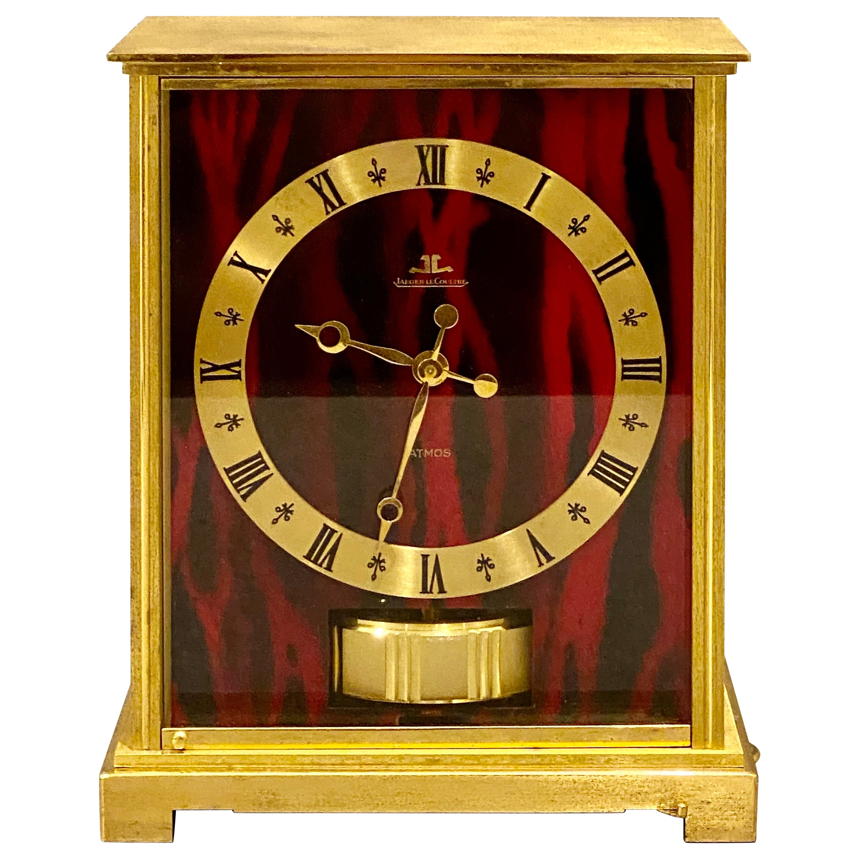 Mid Century Jaeger-LeCoultre Atmos Clock