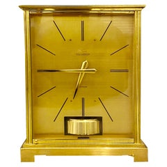 Mid Century Jaeger Le Coultre Atmos Clock