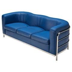 De Pas D'Urbino and Lomazzi for Zanotta Sofa Model 'Onda'