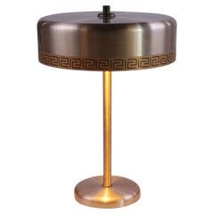 Danish Modernist Model Chief Table Lamp by Vitrika, 1960s