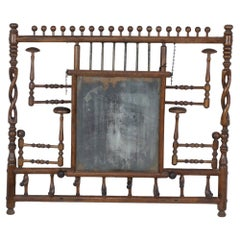 Aesthetic Movement Faux Bamboo Wall Hatrack