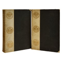Famous Families of New York, 2 Volume Set by Margherita Arlina Hamm, 1st Ed