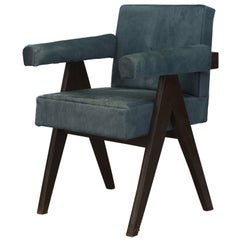 Pierre Jeanneret Committee Chair PJ-SI-30-C Authentic Mid-Century Modern