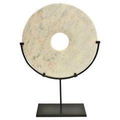 White Ceremonial Granite Bi