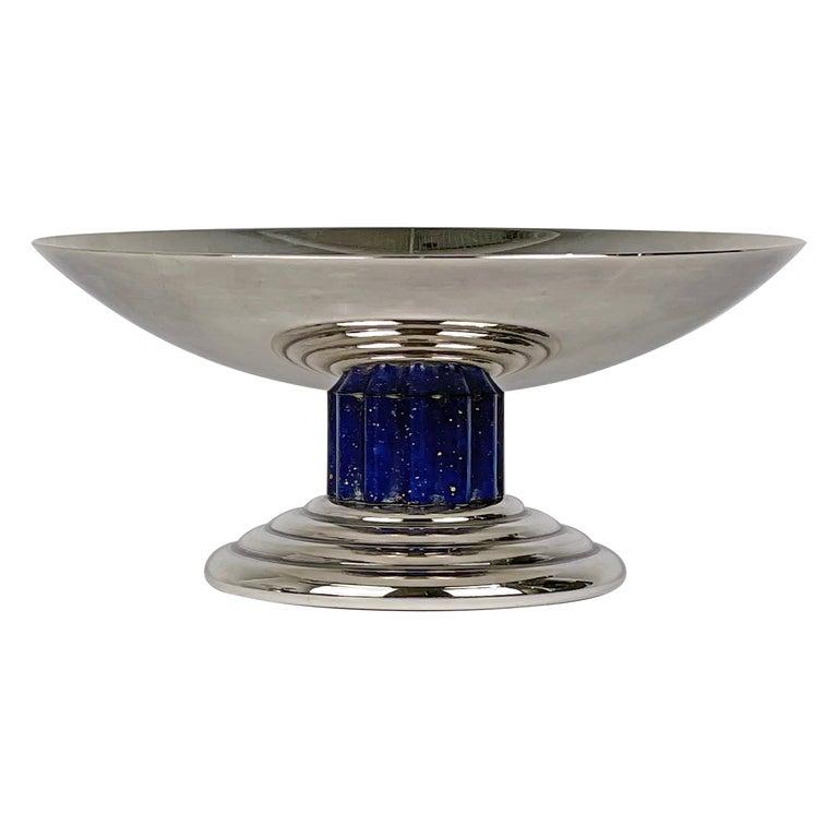Art Deco Vide Poche by Puiforcat For Sale