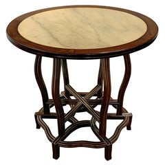 Chinese Art Deco Center Table
