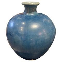 Deep Blue Vase