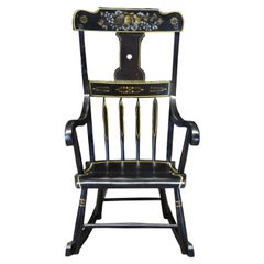 Paint Windsor Chairs