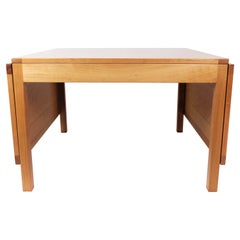 Coffee Table in Rosewood with Shelf, of Danish Design from the 1960s