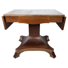 Dining Table of Mahogany from Around the 1920s