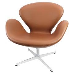 Swan Chair, Model 3320, Designed by Arne Jacobsen