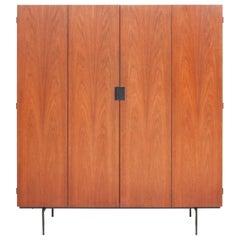 Mid-Century Modern Wardrobe Japanese Series KU14 by Cees Braakman for Pastoe