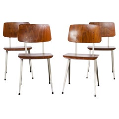 S16 Dining Chair by Galvanitas, Compass Collection, Set of Four