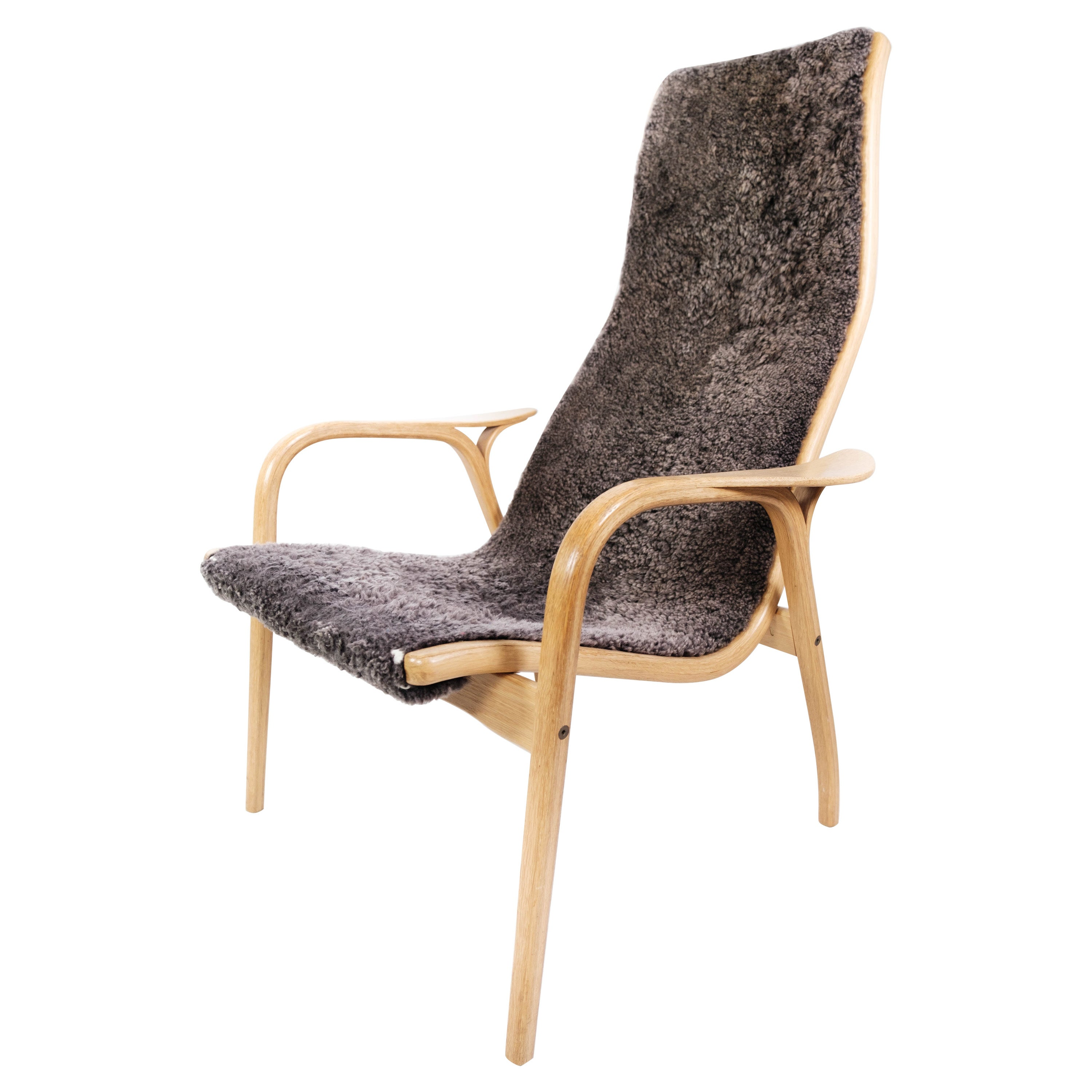 Easy Chair, Model Lamino, by Yngve Ekström and Swedese, 1950s