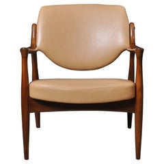 Scandinavian Midcentury Lounge Chair