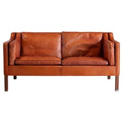 Børge Mogensen Two Seater Sofa for Fredericia Furniture