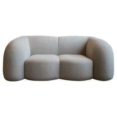 Marshmellow Sofa by Karstudio