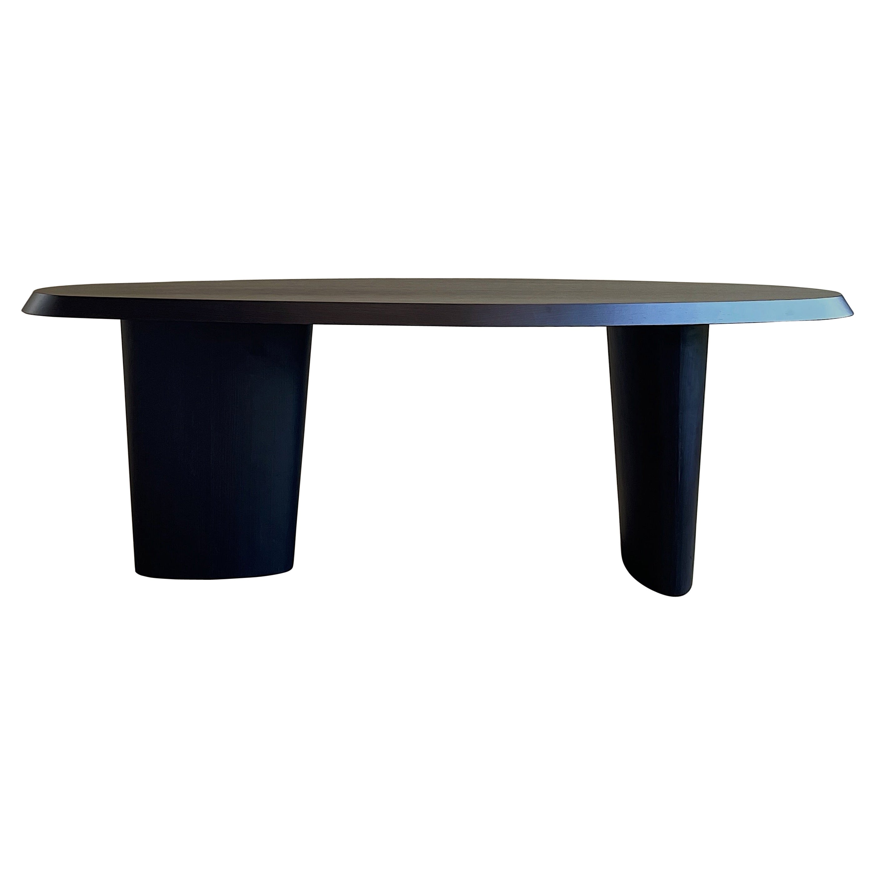 Oval Dinning Table by Karstudio