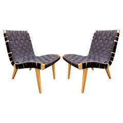 Midcentury Jens Risom Lounge Chair for Knoll