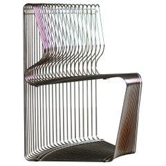 Pantonova Chair by Verner Panton for Fritz Hansen
