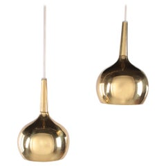 Hanging Lamp Set by Hans-Agne Jakobsson for Markaryd AB, 1960s