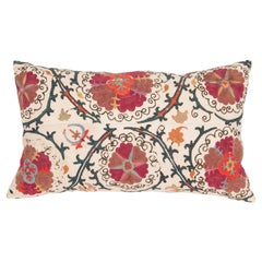 Antique Suzani Pillow Case, Late 19th C.