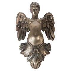 Solid Bronze Door Ornament