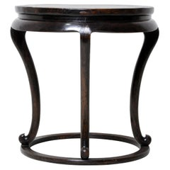 Chinese Center Table with Marble