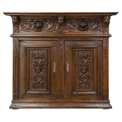 19th Century French Renaissance Revival Period Buffet