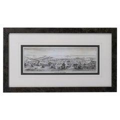 """San Francisco, Upper California"" 1851 Antique Map of San Francisco"