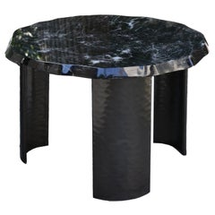 NPC Smoky Rock Crystal Cocktail Table by Phoenix