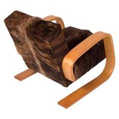 Early Tank Chair by Alvar Aalto for Artek, 1940-1955