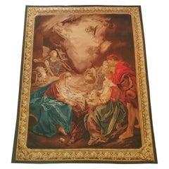 1045 - Nativity of Jesus Wall Tapestry