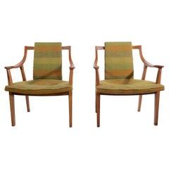 Pr. John Widdicomb Lounge Chairs