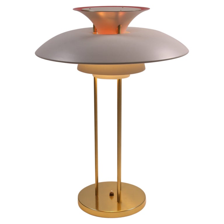 PH5 Table Lamp by Poul Henningsen for Louis Poulsen BORDS LAMPA, PH5 For Sale