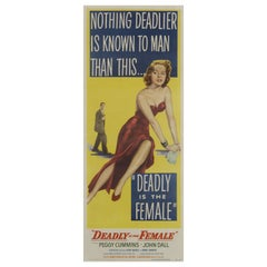 Deadly is the Female / Gun Crazy