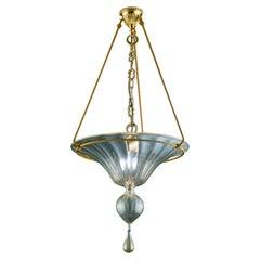 Artistic Handmade Murano Glass Chandelier Ouverture by La Murrina