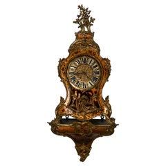 Mid 19th Century French Bracket Clock