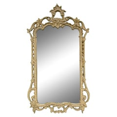 French Rococo Style Baroque Wall Mirror