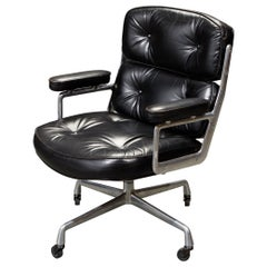 Time Life Executive Desk Chair by Charles Eames for Herman Miller, 1980, Signed