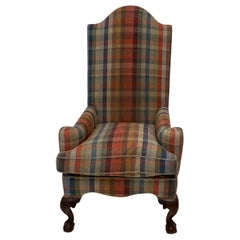 Scottish Wing Chair with Claw-Feet