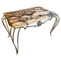 Italian Marble Table, Pier Luigi Colli, 1950's